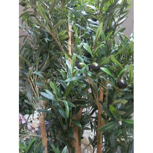 Олива Форест искусственная с плодами 180 см - Фото 2