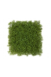 Газон-коврик Медовый Мох искусственный 25х25 см