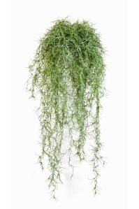 Тилландсия-Паутинка искусственная светло-зеленая 70 см