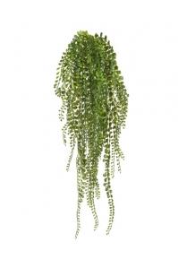 Пилея Глаукофилла искусственная ампельная зеленая 70 см