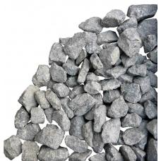 Кремень Габбро-Диабаз черный 15-20 мм