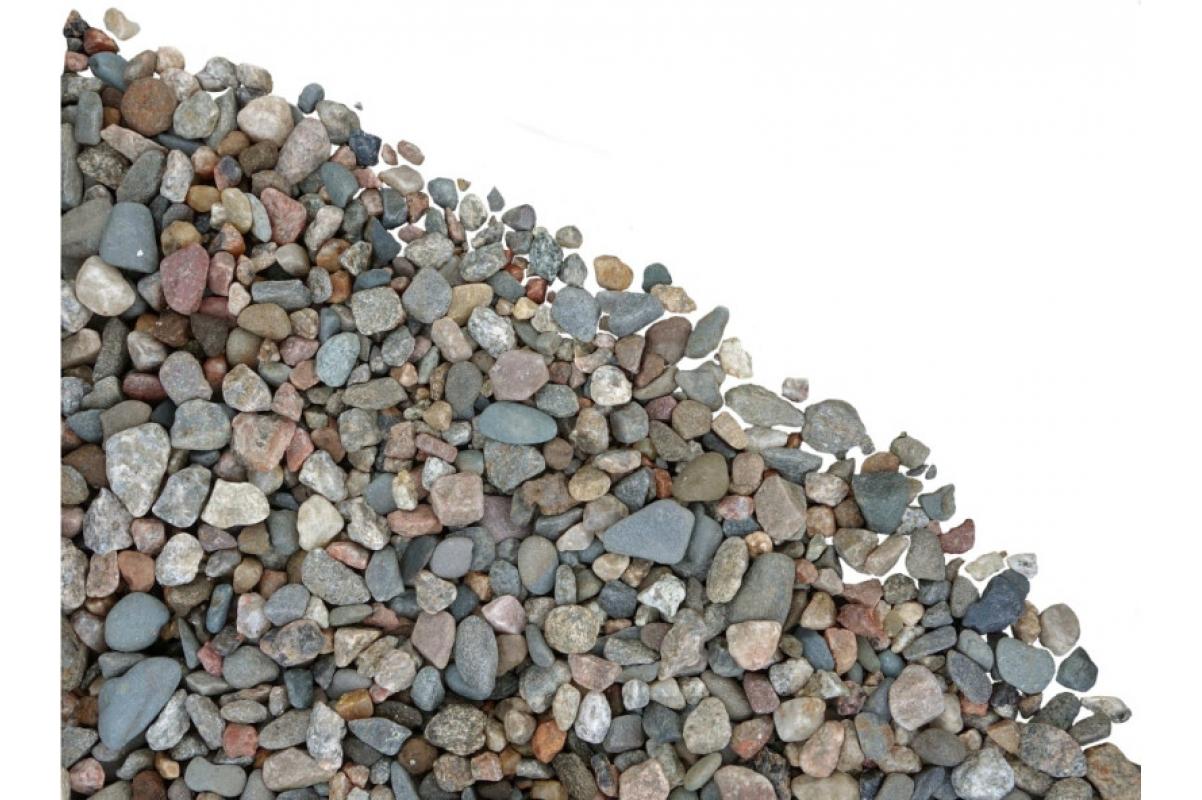 Гравий гранитный 5-10 мм