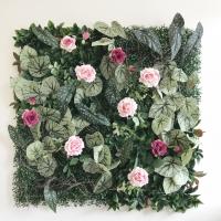 Фитостена из искусственных растений «Вечерний сад» 1м2