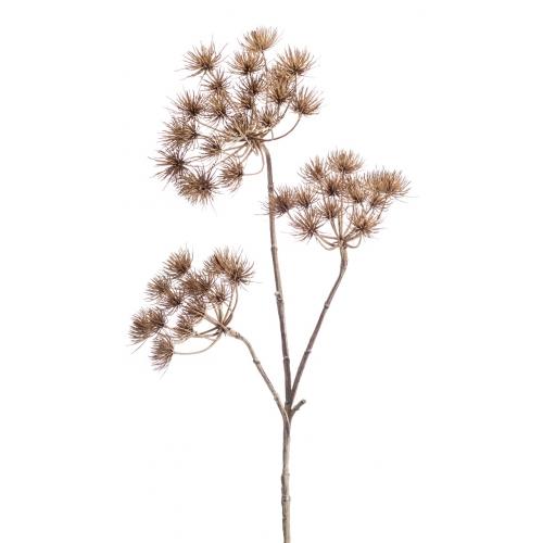 Борщевик искусственный коричневый 102 см