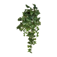 Плющ английский искусственный зеленый 45 см