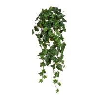 Плющ английский искусственный зеленый 70 см