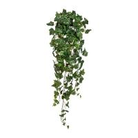 Плющ английский искусственный зеленый 100 см