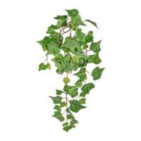 Плющ искусственный зеленый 40 см