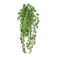 Плющ английский искусственный зеленый 90 см