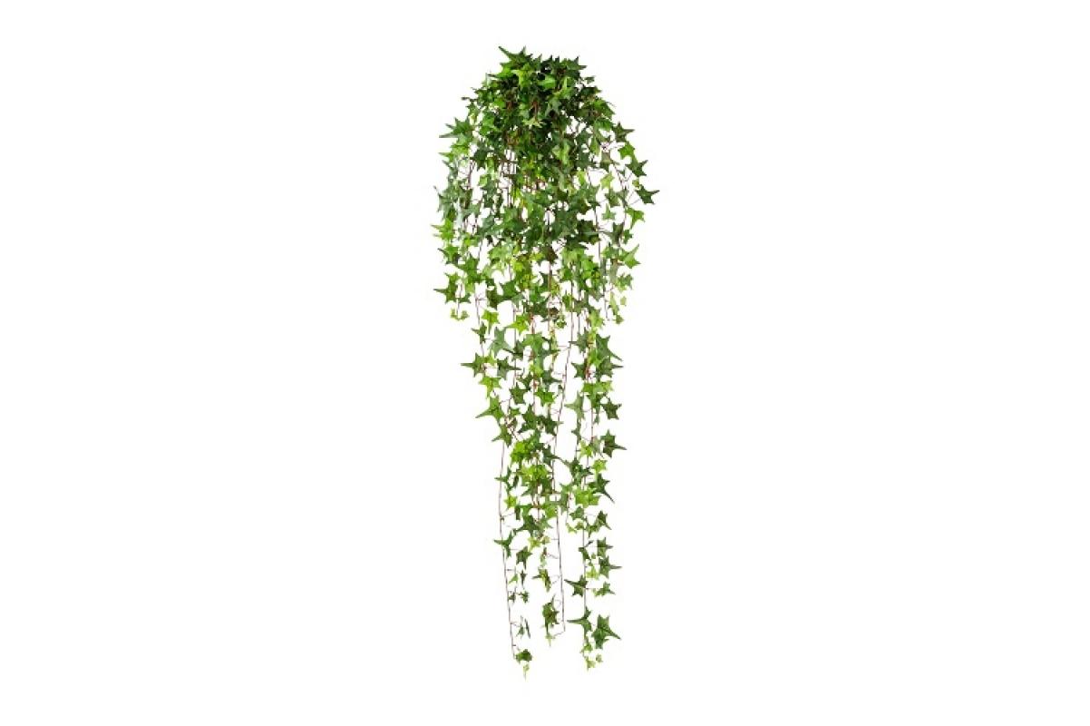 Плющ Питсбург искусственный зеленый 115 см