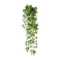 Плющ Питсбург искусственный зеленый 90 см