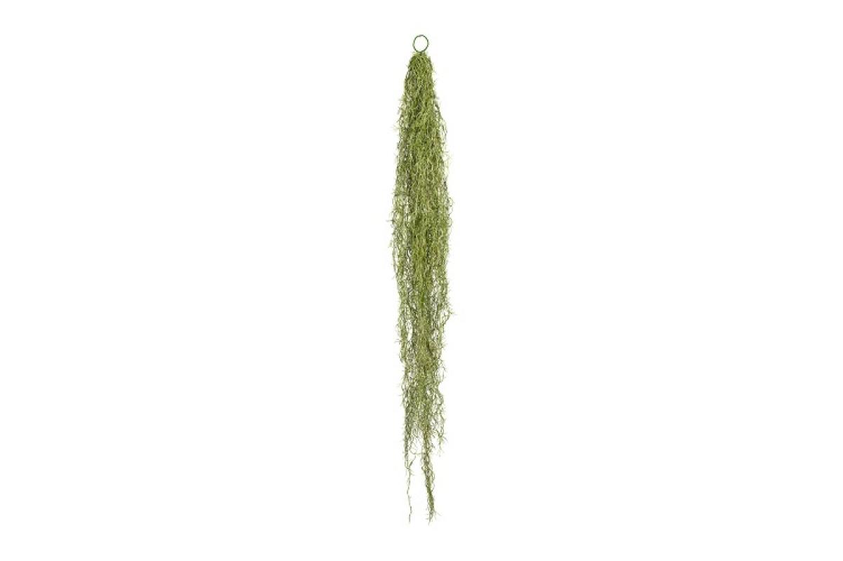 Тилландсия искусственная зеленая 140 см
