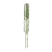 Хойя линеарис искусственная зеленая 109 см