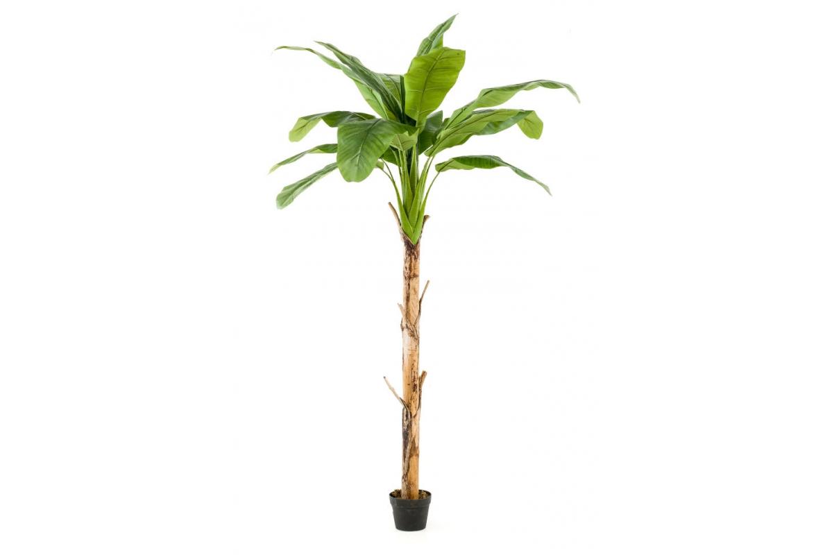 Пальма Банановая искусственная 210 см