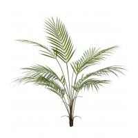 Пальма Хамедория искусственная 85 см (без кашпо)