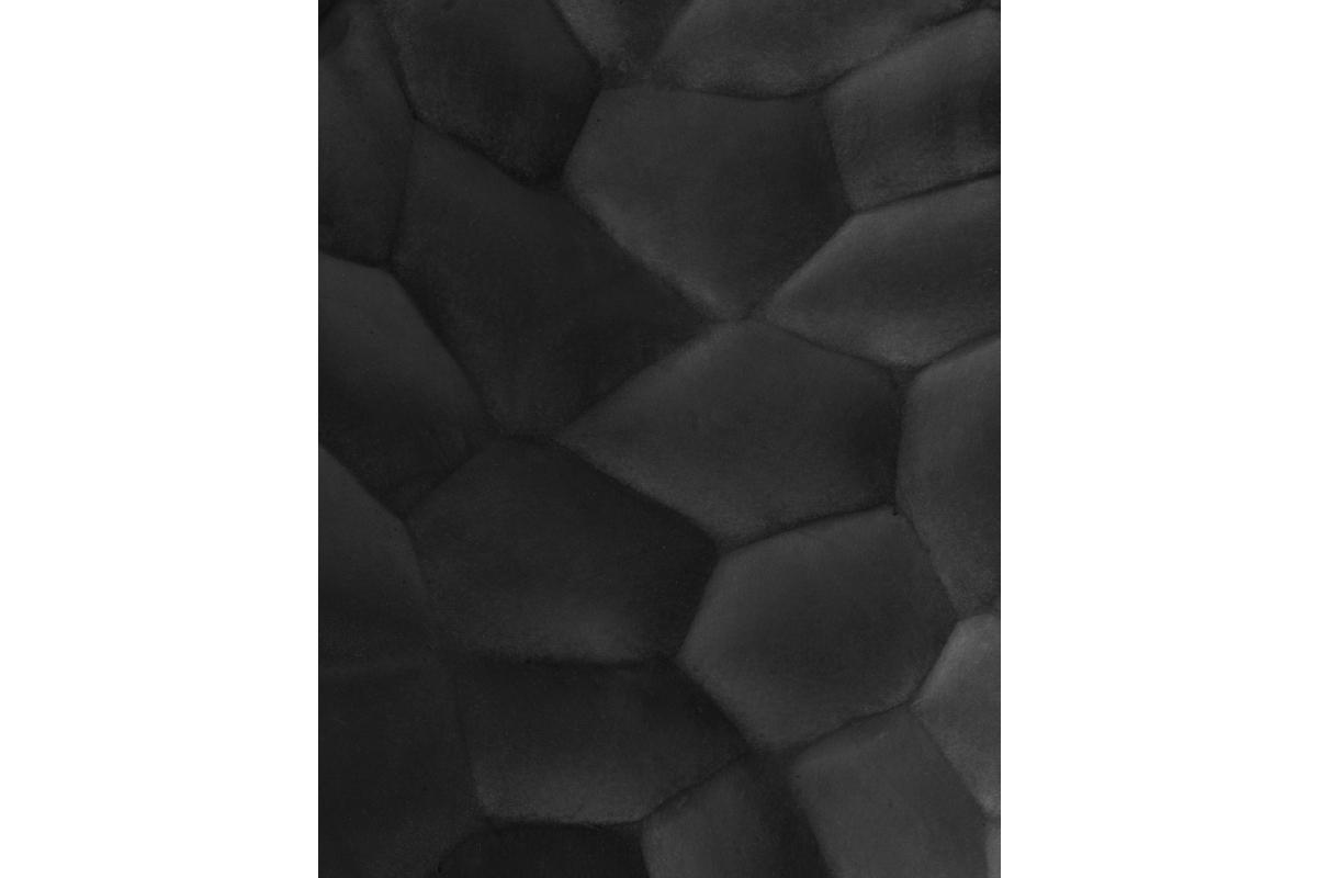Кашпо Treez Ergo Comb цилиндр антрацит от 30 до 43 см - Фото 2