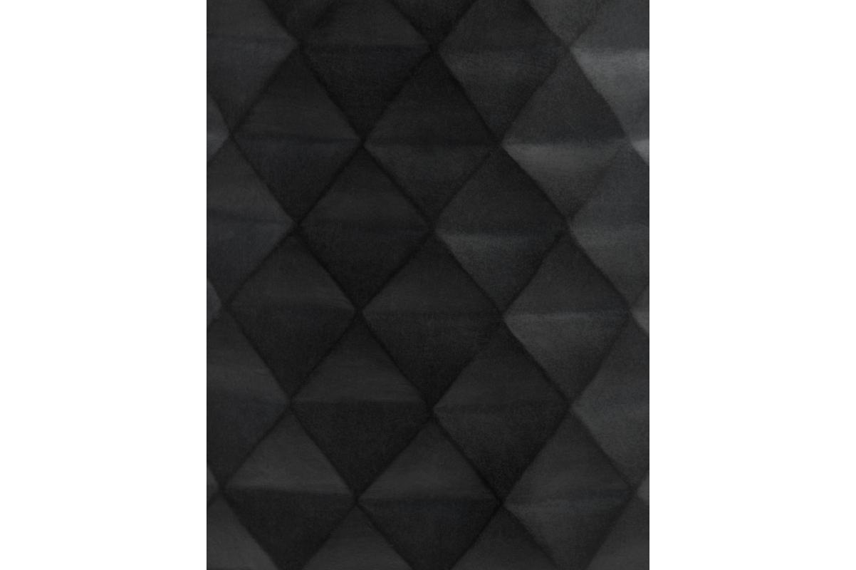 Кашпо Treez Ergo Diamond низкая чаша антрацит от 16 до 37 см - Фото 2