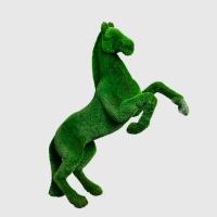 Топиари Конь на дыбах
