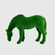 Топиари Лошадь на лугу