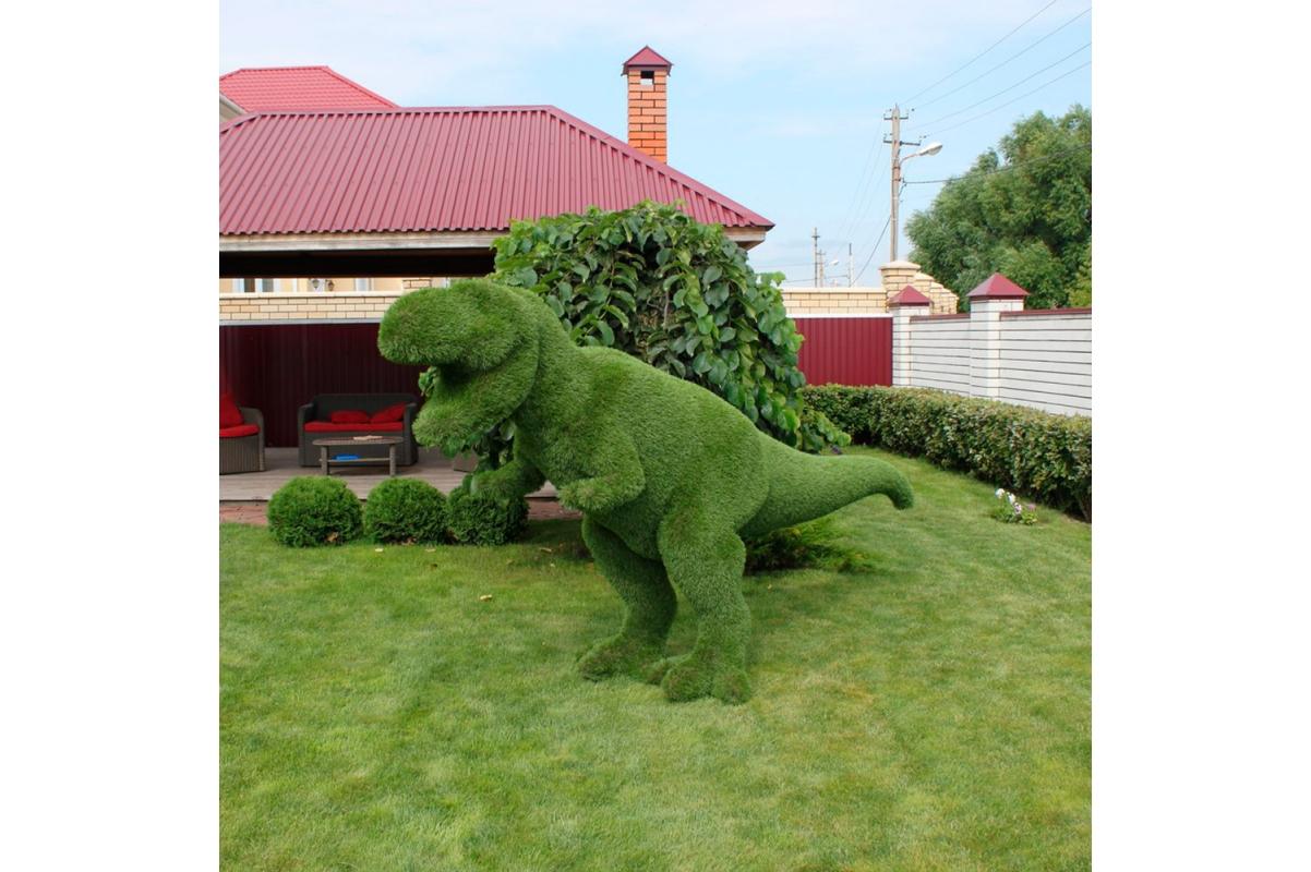 Топиари Тираннозавр - Фото 9