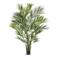 Пальма Кентия (Ховея) искусственная Де Люкс зеленая 260 см