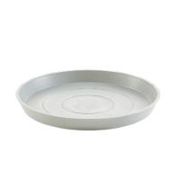 Поддон Экопотс круглый D44,5 H3,5 см светло-серый