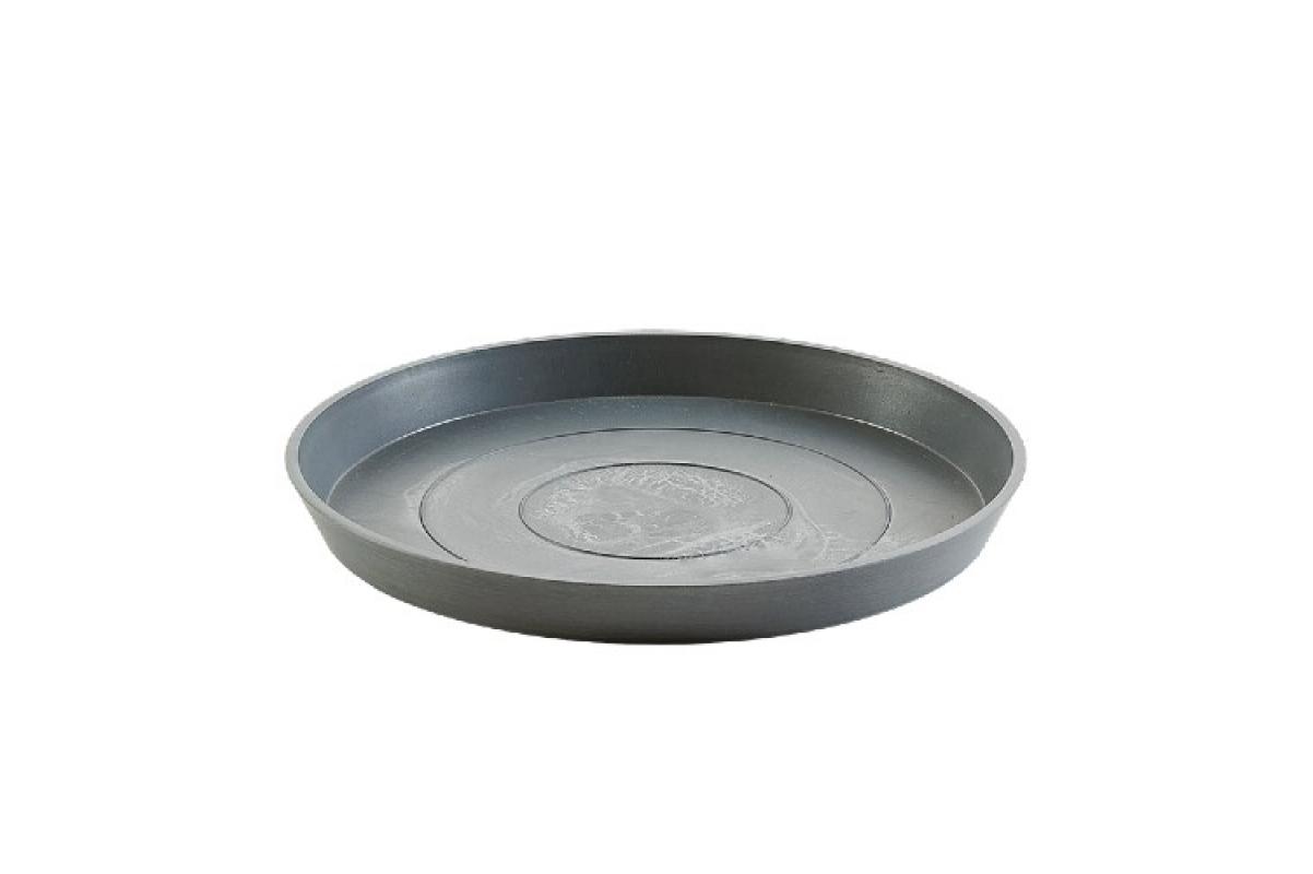 Поддон Экопотс круглый D50,5 H3,5 см см серый