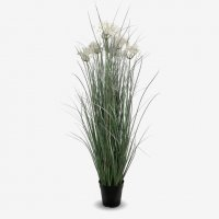 Трава с одуванчиками искусственная 120 см