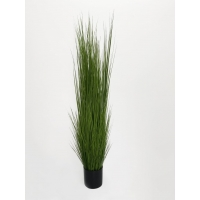 Трава Осока искусственная зеленая 180 см