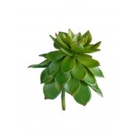 Суккулент Эхеверия Мультикаулис мини искусственный 10 см (Real Touch)