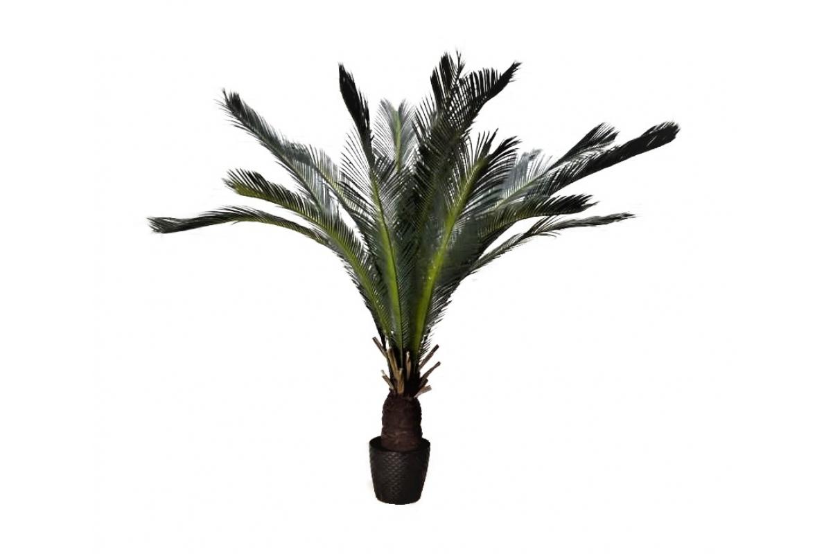 Пальма Цикас искусственная 130 см