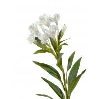 Альстромерия искусственная белая 72 см