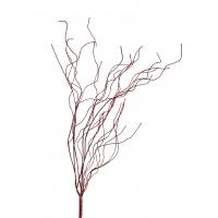 Ветка искусственная бордо 85 см