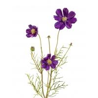 Космея искусственная фиолетовая 48 см