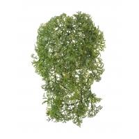 Рясковый мох Ватер-Грасс искусственный куст зеленый 20 см