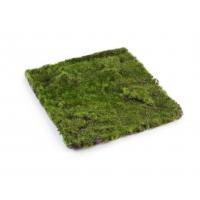 Мох искусственный квадратный 30х30 см