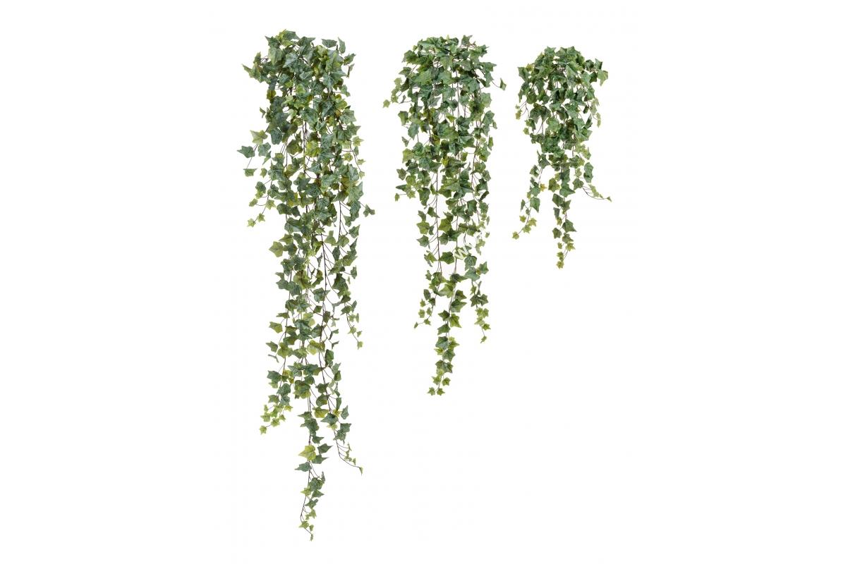 Английский Плющ Олд Тэмпл искусственный припыленно-зеленый 90, 135, 170 см - Фото 3
