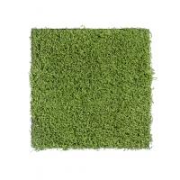 Мох Рясковый искусственный зеленый 100 x 100 см (полотно)