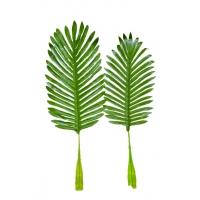 Лист искусственной пальмы Ховея Бельмора