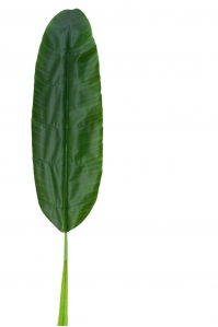 Лист искусственной пальмы Банановой 100 см