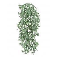 Стегхорн Хилии (Оленьи рога) куст ампельный искусственный 67 см