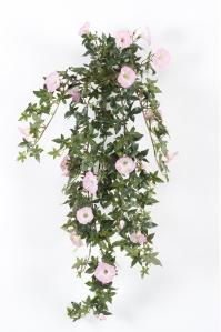 Петуния искусственная вьюн розовый 90 см