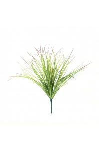 Трава осока искусственная цветная 43 см (Real-touch)