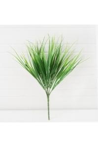 Трава осока куст искусственная 33 см