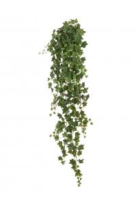 Английский плющ Биг Олд Тэмпл крупнолистный искусственный зеленый Real Touch