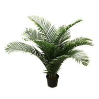 Пальма Кустовая искусственная 120 см (Real Touch)