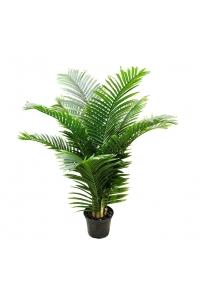 Пальма Кустовая искусственная 150 см (Real Touch)