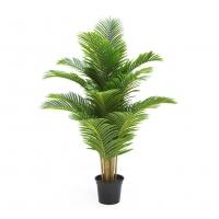 Пальма Кустовая искусственная 180 см (Real Touch)
