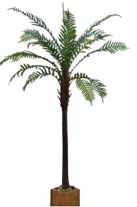 Пальма искусственная Phoenix Сanariensis большая напольная 300 см