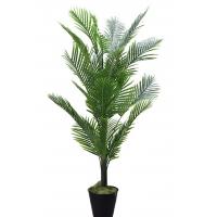 Пальма Арека искусственная в кашпо 180 см
